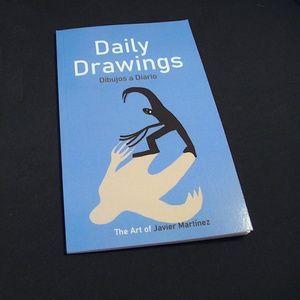 Daily Drawings Javier Martinez
